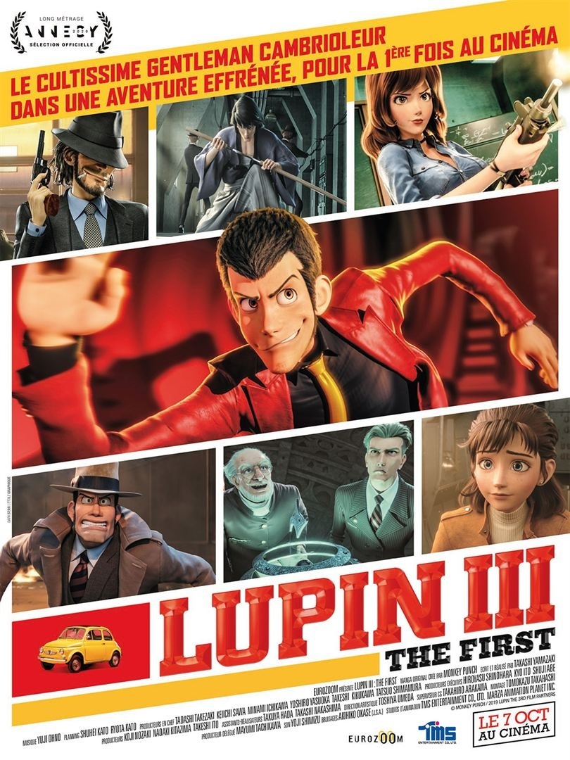 LUPIN III : THE FIRST Image 1